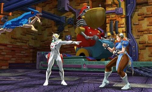 First Look At Tatsunoko Vs. Capcom