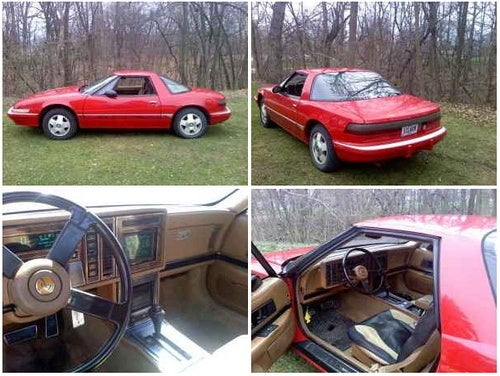 1989 Reatta Puts You Under its Spell-check for $3,500!