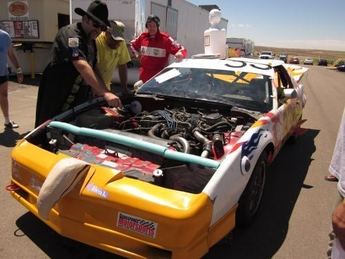 Engine Swap Heroes: Datsun 280ZX Turbo Engine In Pontiac Firebird!