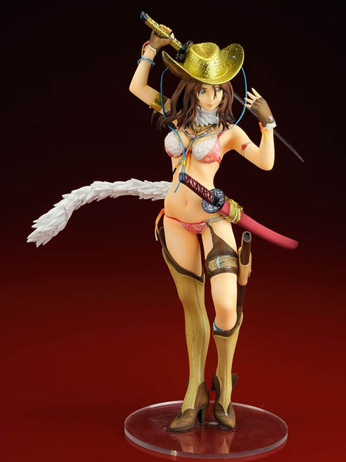 Upright New Persona 3, Oneechanbara VorteX Figurines