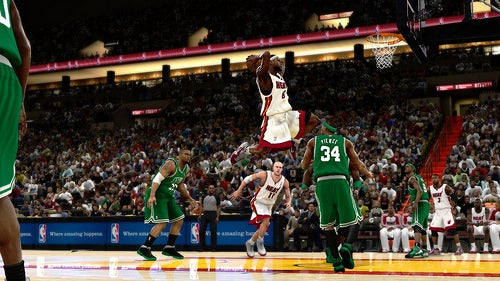 NBA 2K11 Records A Dominating Performance — On Twitter