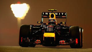 Red Bull Gives You <em>Illegal</em> Wings; Faces Grid Penalty