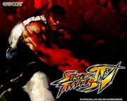 Street FIghter IV Console Release Dated for Japan