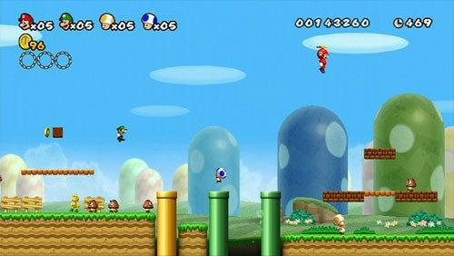 Does New Super Mario Bros. Wii Really Play The Game For You?