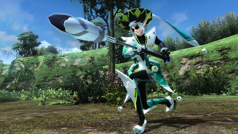 Sega Still Says Phantasy Star Online 2 Is 'Delayed'