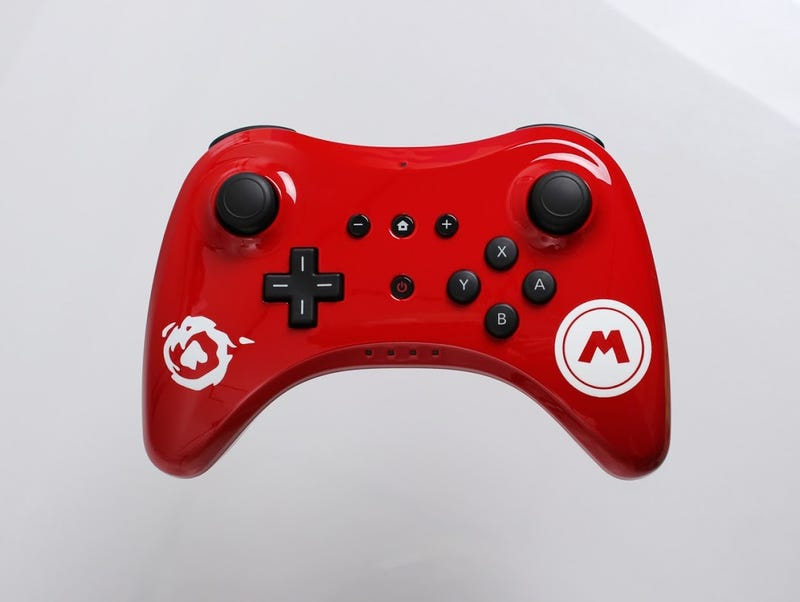 If Only Nintendo Made Wii U Controllers This Nice