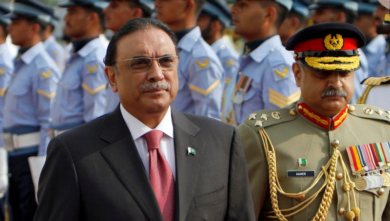 Democratically Elected Pakistani President is First to Serve Full Term