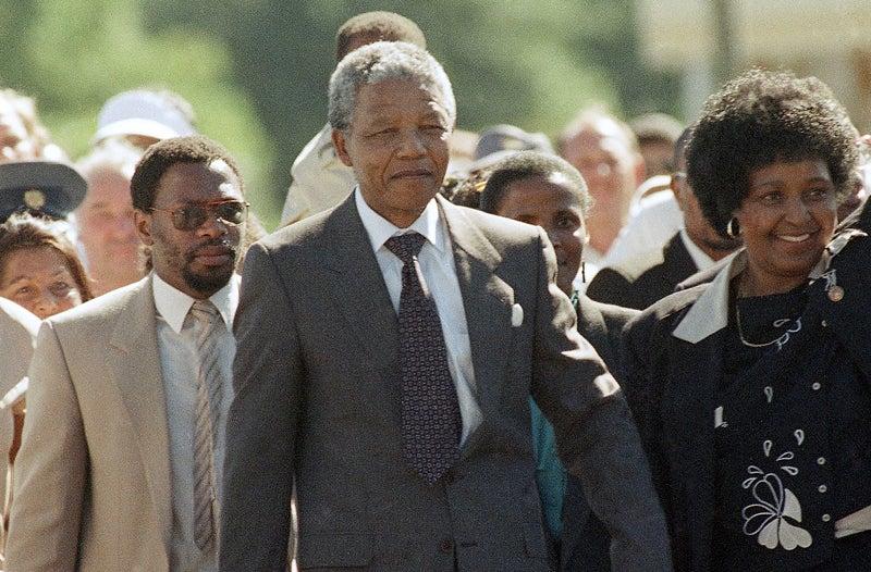 Former CIA Agent Says He Helped Apartheid Regime Find Nelson Mandela
