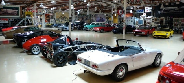 The Ten Most Incredible Garages In America