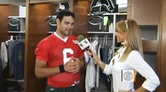 "Notes On ""Campdick"": A Former NFLer On Ines Sainz And Locker-Room Sexual Tension"