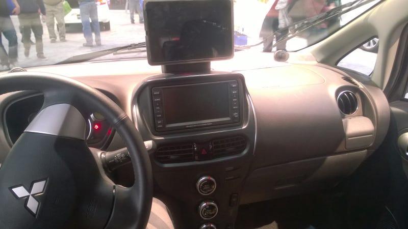 Sittin Waitin Wishin: Mitsubishi i-MiEV