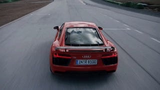 Watch And Hear The 610 Horsepower 2016 Audi R8 V10 Plus In Action