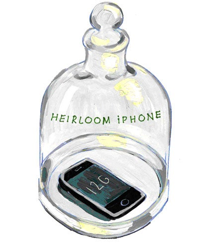 Can Gadgets Become Heirlooms?