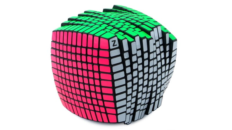 If a Rubik's Cube Is Bruce Banner, This Thing's the Hulk