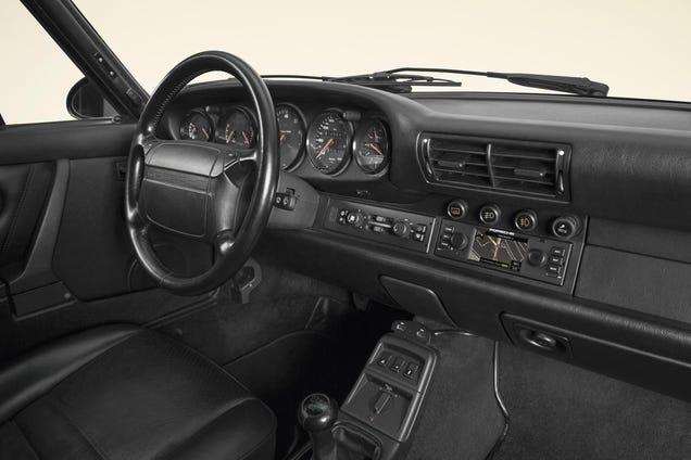 Porsche vai colocar navegação em seu clássico 911 Se você realmente quer