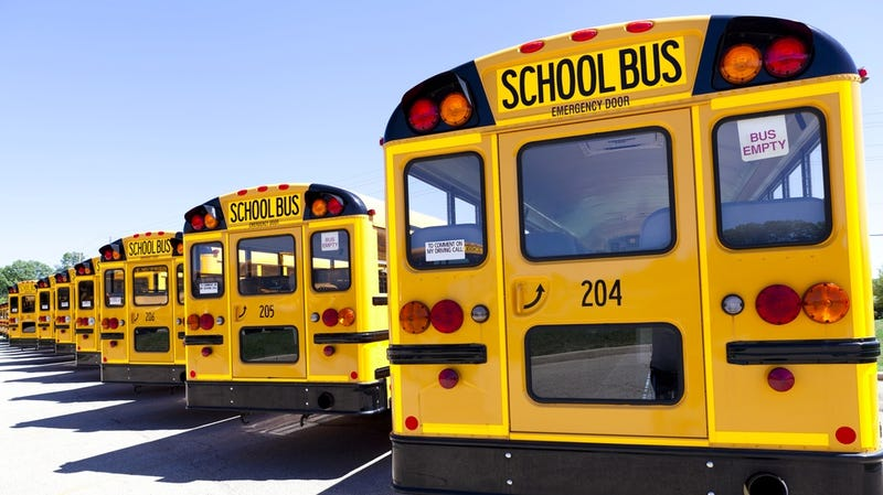 Why School Buses Are Yellow