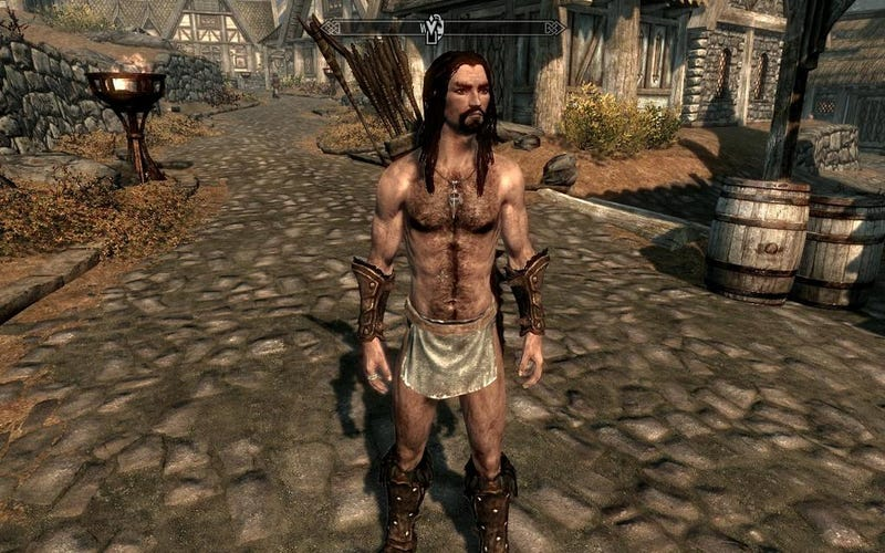 A Half Dozen People Petition White House to Round Up All Copies of Skyrim, Outlaw and Burn Them