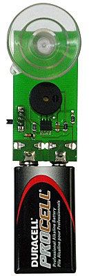 Laser Surveillance Defeater Hides Your Least Important Non-Secrets