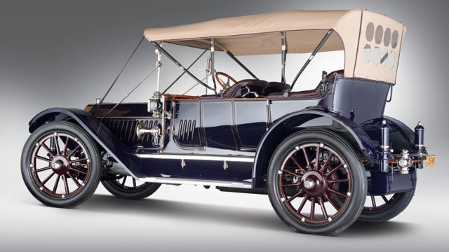 This Is The Most Expensive Oldsmobile Ever Sold At Auction