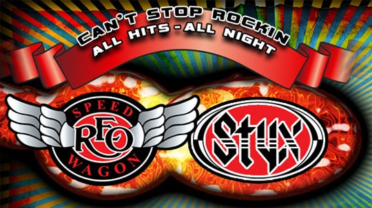 Rock Band Picks Up Styx, REO Speedwagon