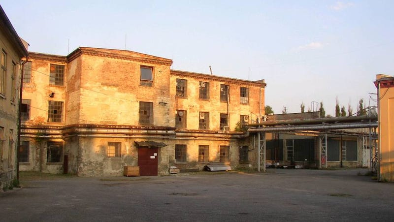 Oskar Schindler's Factory Is Up For Sale