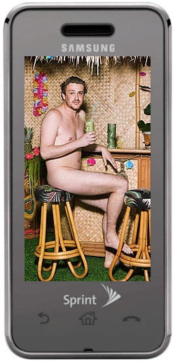 Sprint Phones Now Come With Nude Photos of Employees (Free!)
