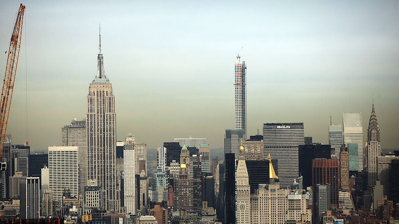 Good News! It's Getting Cheaper to Live in Manhattan, if You're Already Rich