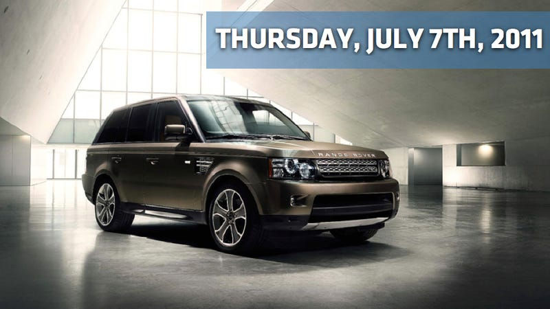 2012 Range Rover Sport, Chinese passenger car sales go up, and Lincoln succeeds despite its best efforts