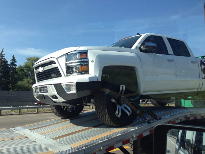 Spotted: New Chevrolet Reaper