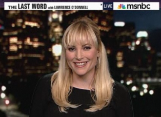 MSNBC Should Give Meghan McCain Her Own Show