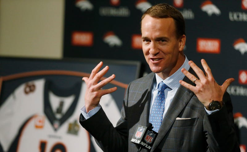 Peyton Manning Retirement Press Conference Video Highlights