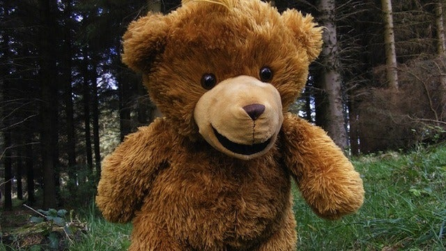 Tufty: You Will Never Look at a Teddy Bear the Same Way Ever Again