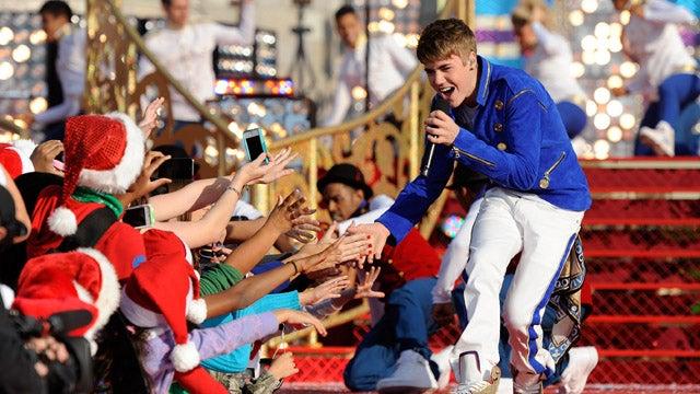 Justin Bieber's Mom Never Let Him Believe In Santa Claus