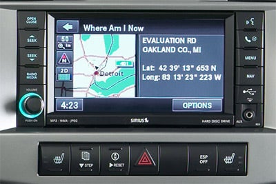 Chrysler Brings Car Radios Into the 21st Century