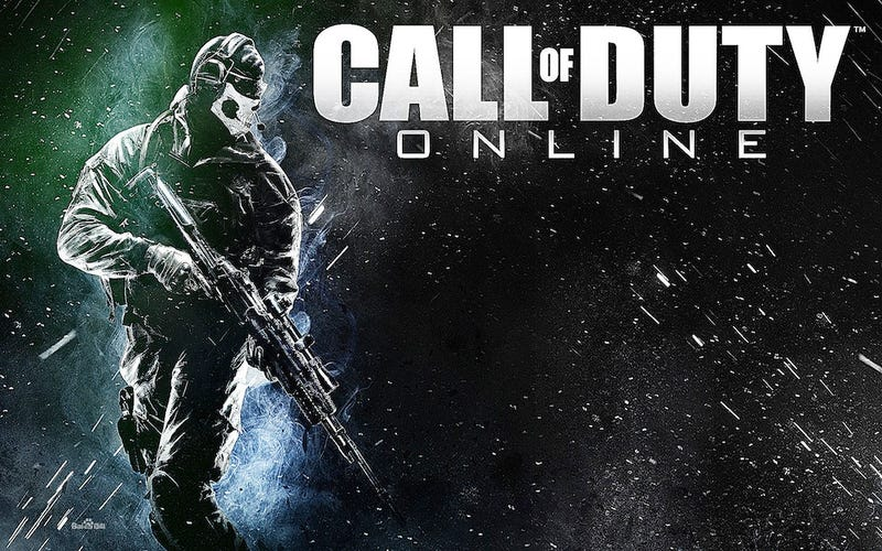 Chinese Copycat Shooters May Have Met Their Match; Call of Duty Online Goes Into Testing in China. [UPDATE]