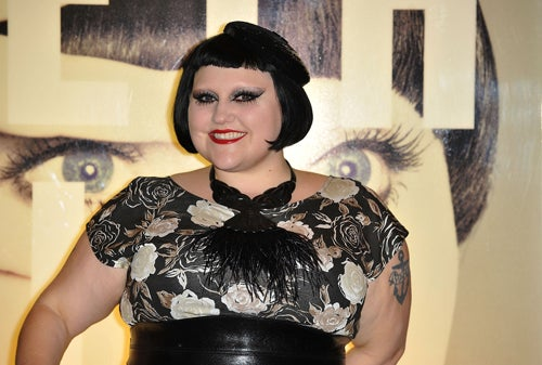 Beth Ditto Has A Message For People Who Think Thinner Is Better