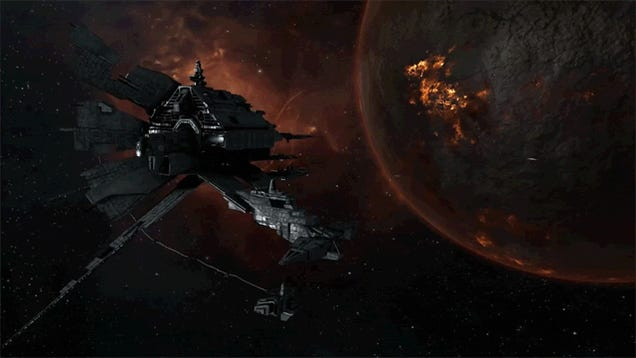 The Distant, Lonely Worlds of EVE Online