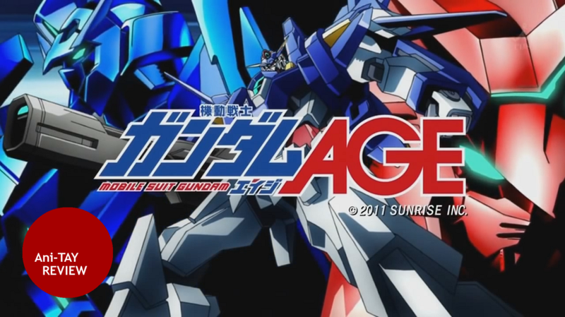 Dex's Review: Mobile Suit Gundam AGE