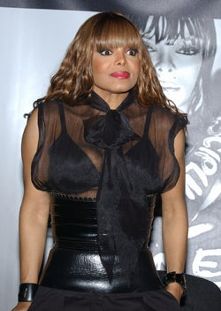 Janet Is The Only Jackson In The Black