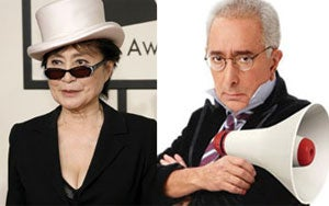Yoko Ono's Legal TKO Vanquishes Ben Stein