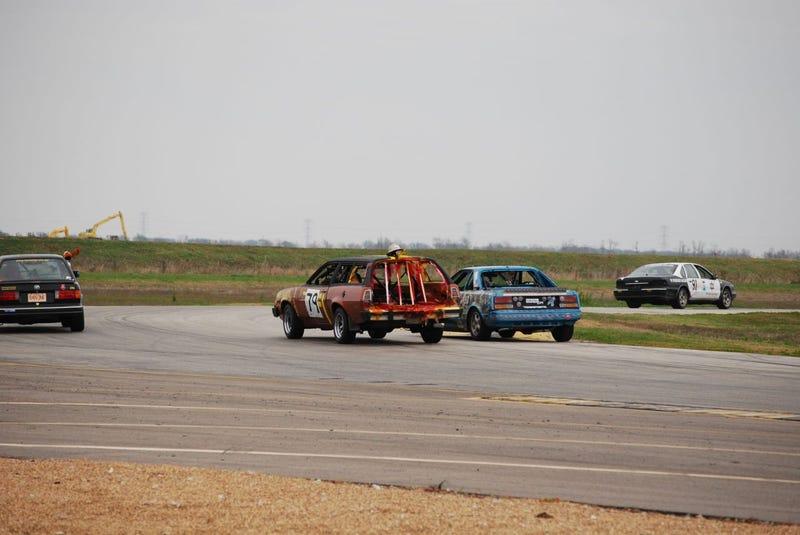 24 Hours Of LeMons Texas Gator-O-Rama 2009 Über Gallery: The Americans