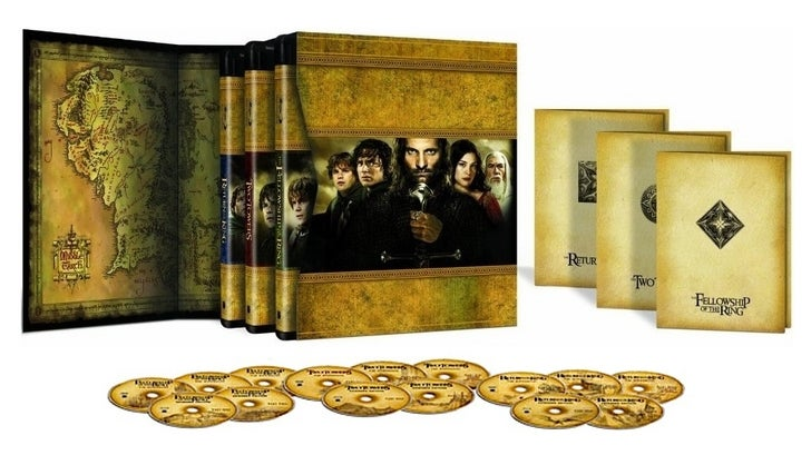 DVD Box Sets That Make Thrilling Holiday Gifts