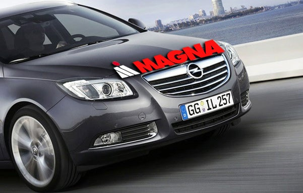 Magna To Buy Opel If German Government Gives OK