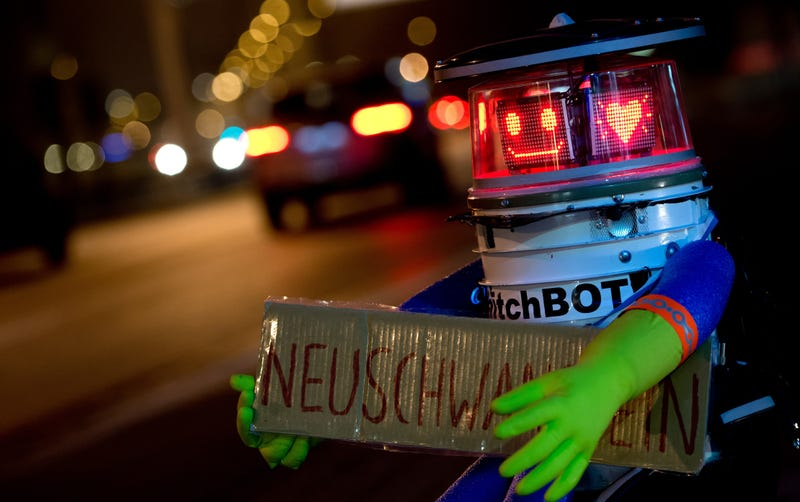 The 10 Scariest, Weirdest, Coolest Robots of 2015