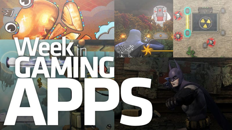 Steamy Batman / Catball Romance Rekindled in This Week's Gaming Apps