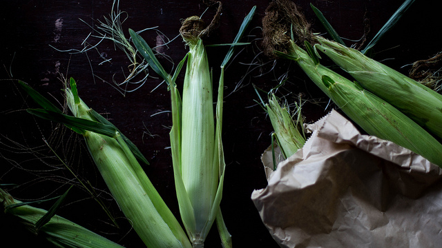 Look for Brown, Sticky Tassels to Buy a Good Ear of Corn