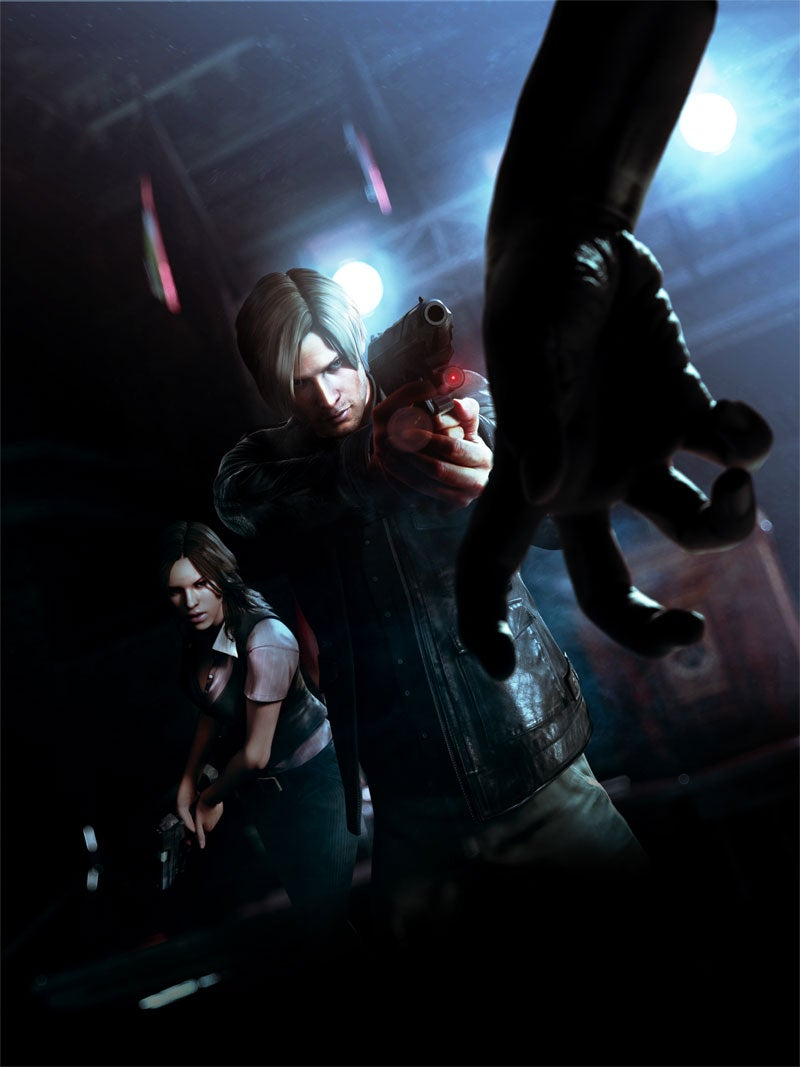 It's Official! Leon Kennedy and Chris Redfield Co-Star in Resident Evil 6