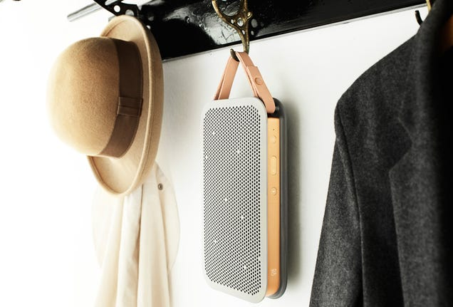 B&O Has a Stunning New High-End Bluetooth Speaker