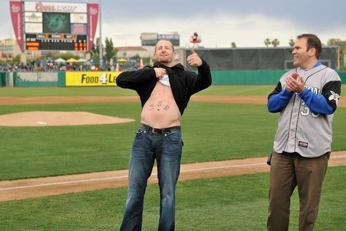 "In Dallas Braden's 209, People Get Tattoos That Read ""209"""