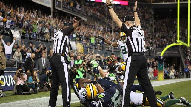 The Replacement Ref Disaster Was The Most Watched Monday Night Football So Far This Season: Last Week's TV Ratings, In Context